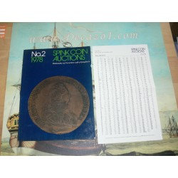 Spink Coin Auction, London 002 1979-02 Gold and Silver Coins, Medals and Jetons of the Southern and Northern  Netherlands