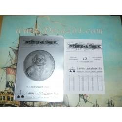Laurens Schulman. Bussum. Auction 15. 1995-11