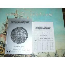Laurens Schulman. Bussum. Auction 22. 199-04