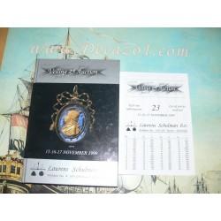 Laurens Schulman. Bussum. Auction 23. 1999-11Coinhoard Smallingerland Silver 1557–1577 / Coll. Bemolt