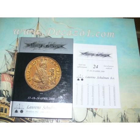 Laurens Schulman. Bussum. Auction 24. 2000-04 Collectie Bemolt  Part 2