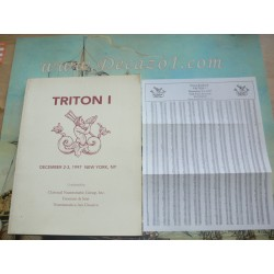 Triton I Auction, 1997-12. NY  CNG, Freeman & Sear and Numismatica Ars Classica. Aes Grave!