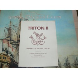 Triton II Auction, 1998-12. NY  CNG, Freeman & Sear and Numismatica Ars Classica.