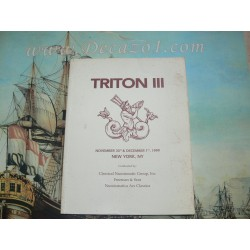 Triton III Auction, 1999-12. NY  CNG, Freeman & Sear and Numismatica Ars Classica.