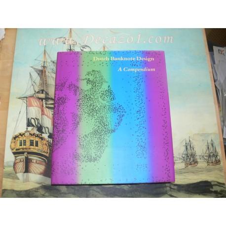 Bank Dutch Design.Bolten Jaap Dutch Banknote Design A Compendium English Text