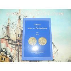2011 (98) Jaarboek van het Koninklijk Nederlands Genootschap voor Munt- en Penningkunde. Coin Hoard 's-Hertogenbosch 1998