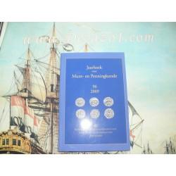 2009 (96) Jaarboek van het Koninklijk Nederlands Genootschap voor Munt- en Penningkunde.  Reference Sceattas. V 1