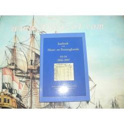 2006-07  (93-94) Jaarboek van het Koninklijk Nederlands Genootschap voor Munt- en Penningkunde. Groningen Gold coins