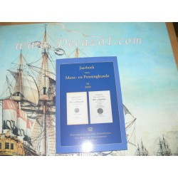2005 (92)  DVD with all publications Royal Dutch Numismatic Society 1893-2004. Koninklijk Nederlands Genootschap Munt &  Penning