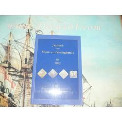 2002 (89) Jaarboek van het Koninklijk Nederlands Genootschap voor Munt- en Penningkunde.Leeuwendaalders Palestina, Groningen