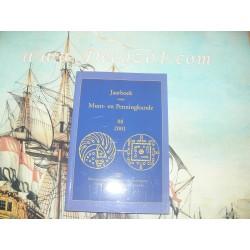 2001 (88 Jaarboek van het Koninklijk Nederlands Genootschap voor Munt- en Penningkunde. Saksische Hertogen Friesland