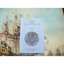 1996 (83) Jaarboek van het Koninklijk Nederlands Genootschap voor Munt- en Penningkunde. Uzita Hoard, Lombok