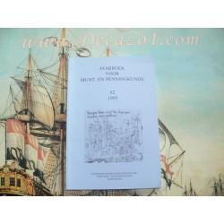 1995 (82) Jaarboek van het Koninklijk Nederlands Genootschap voor Munt- en Penningkunde. muntvondsten Haarlemmermeer Dordrecht