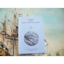 1994 (81) Jaarboek van het Koninklijk Nederlands Genootschap voor Munt- en Penningkunde. Medals & Anglo Saxon coins