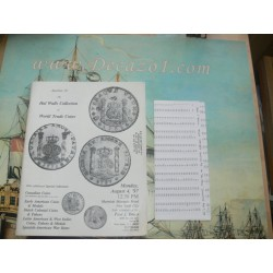 Paul J. Bosco 1997-09-04 Auction (18): The Hal Walls Collection of World Trade Coins