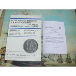 A.G. van der Dussen. 1992-4-13/15 (17) Collection Russia,. Coins, Medals, Decorations