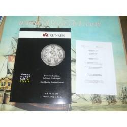 Künker 203 – 2012-02-02 Auktion Russische Raritäten in feinen Erhaltungen. High Quality Russian Rarities.