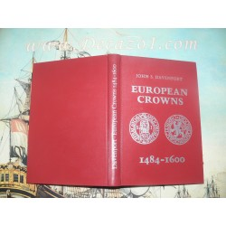 Davenport, John S.:  European Crowns 1484 -  1600 Schulten 1977 (latest) Edition