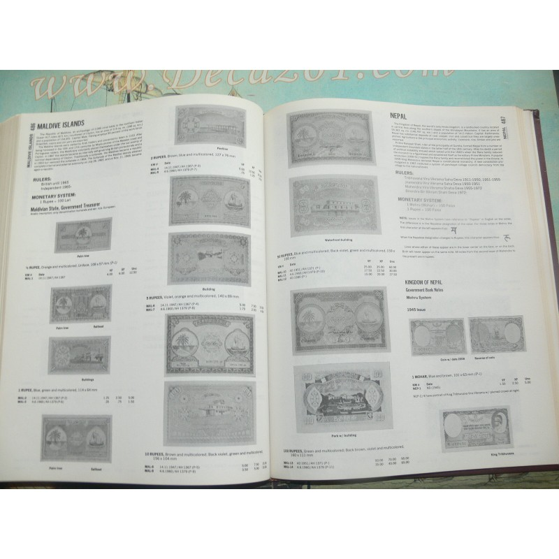 Standard guide to south asian coins and paper