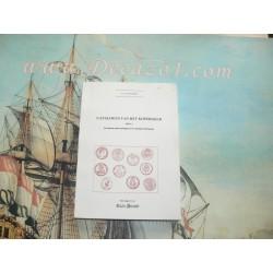 Pannekeet, C.G.J.: Catalogus van het Kopergeld. Deel 2: De koperen munten geslagen in de Zuidelijke Nederlanden.
