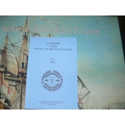 1992 (79-1) Jaarboek van het Koninklijk Nederlands Genootschap voor Munt- en Penningkunde. Index 1893-1992