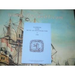 1990 (77) Jaarboek van het Koninklijk Nederlands Genootschap voor Munt- en Penningkunde.