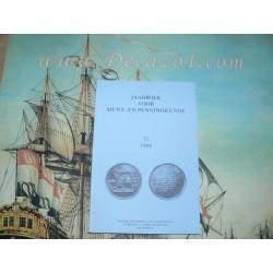 1984 (71) Jaarboek van het Koninklijk Nederlands Genootschap voor Munt- en Penningkunde.