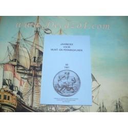 1981 (68) Jaarboek van het Koninklijk Nederlands Genootschap voor Munt- en Penningkunde.