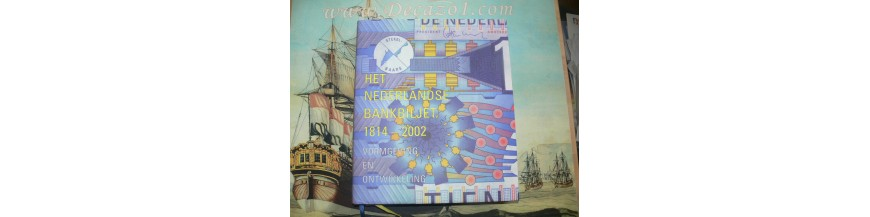 Reference Books on Dutch Banknotes